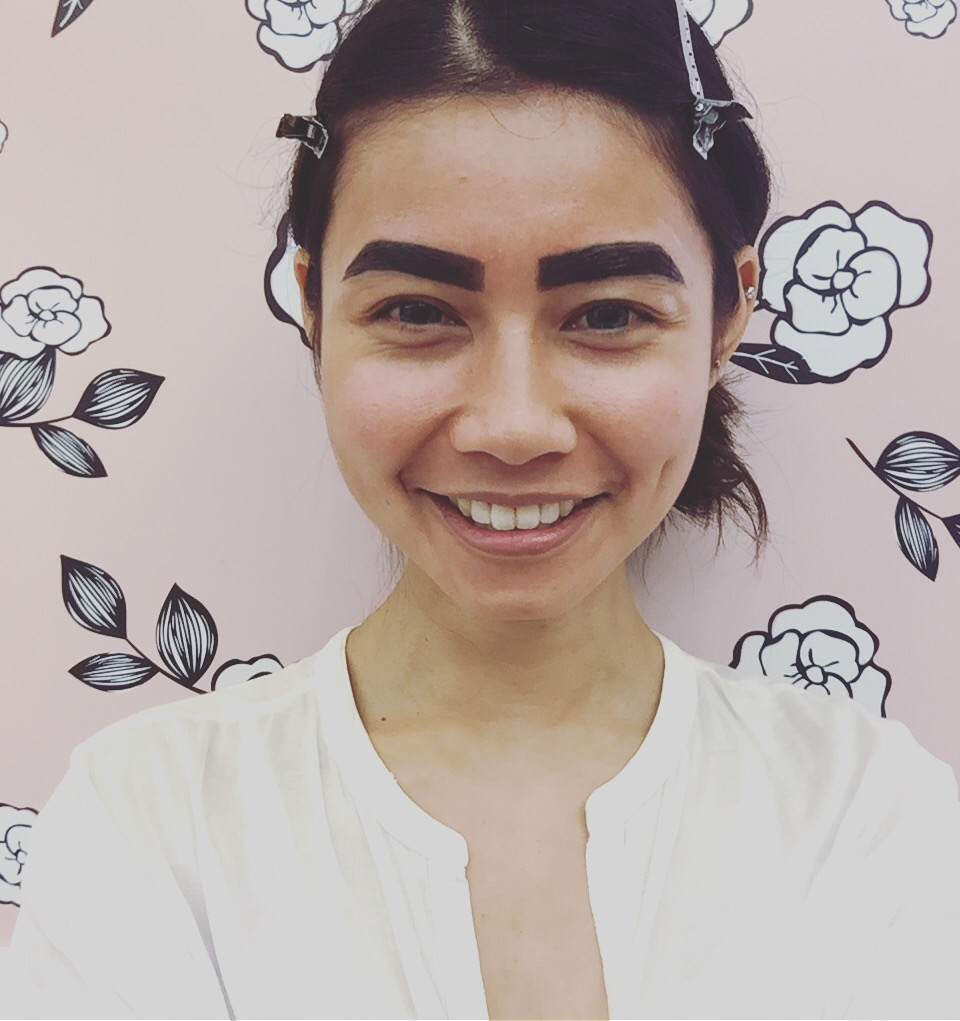 Benefit Cosmetics Malaysia Eyebrow Tinting Farah Pinklady