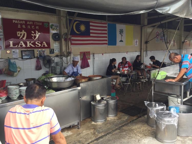 farahpinkladydotcom_Penang_Air Itam_Asam Laksa_2